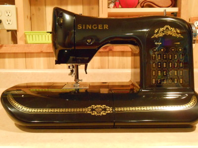 singer sewing machine, craft room storage tips