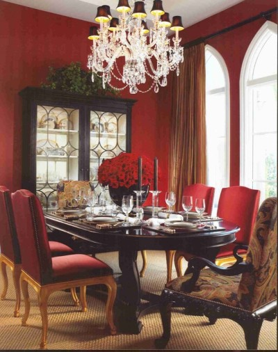 choosing colors for your dining room, color theory