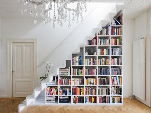 creative under stair storage