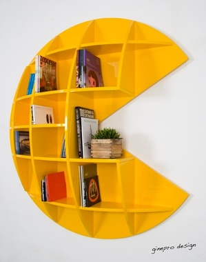 INTERESTING SHELVES