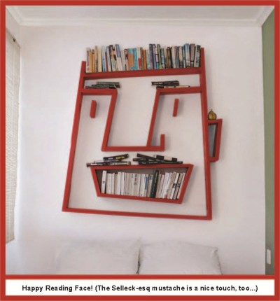 FACE SHELF