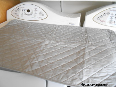 magnetic ironing board