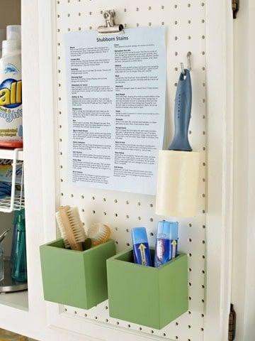 Friday's Five Organizing Ideas