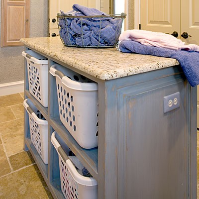 island laundry room