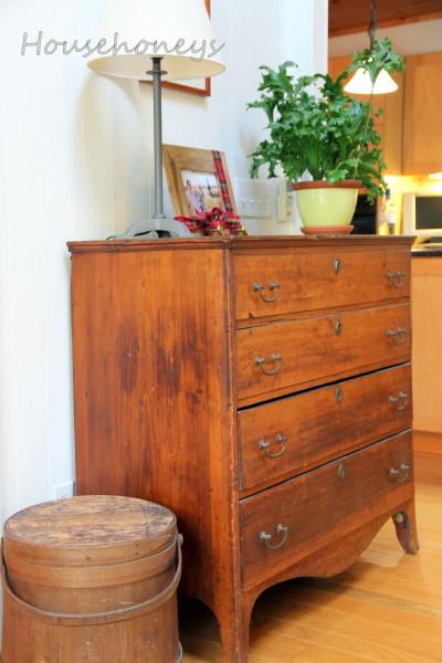 well worn dresser