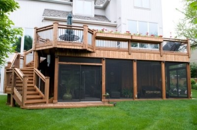 Help Us Design Our Deck