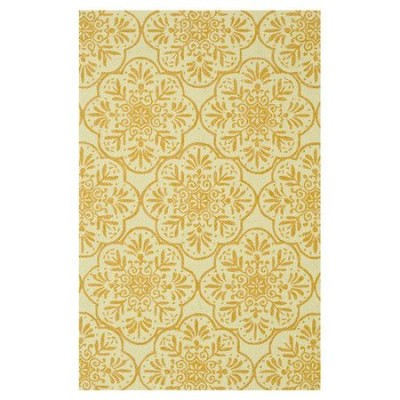 buttercup outdoor rug