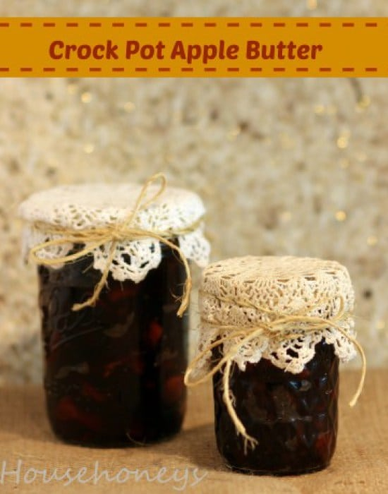 apple butter crock pot