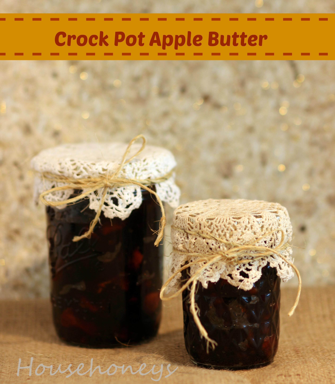 crock pot apple butter   Fox Den Rd