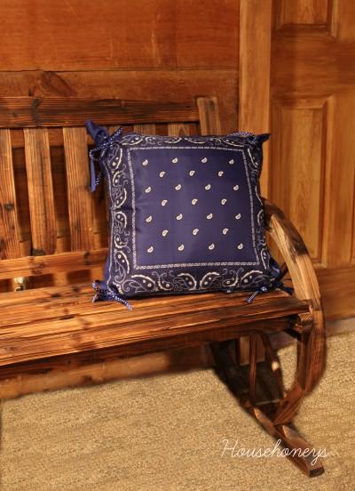 napkin pillow