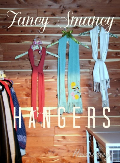 Fancy Smancy Hangers
