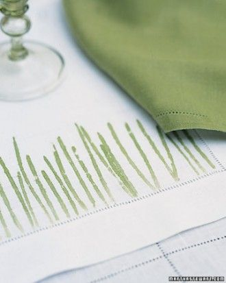tablecloths for spring