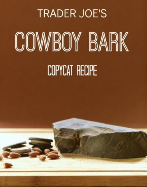 Cowboy Bark-Trader Joe's Copycat Recipe