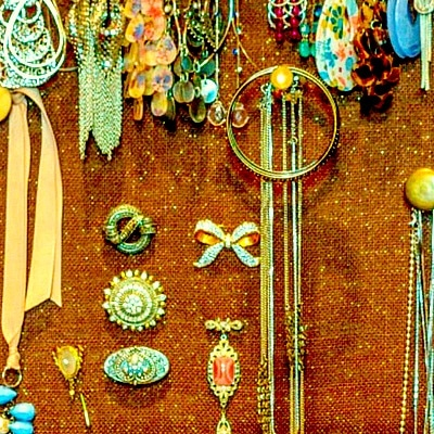 How I Organized My Jewelry