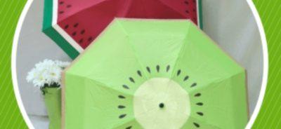 fruit umbrella
