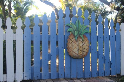 pineapple gate