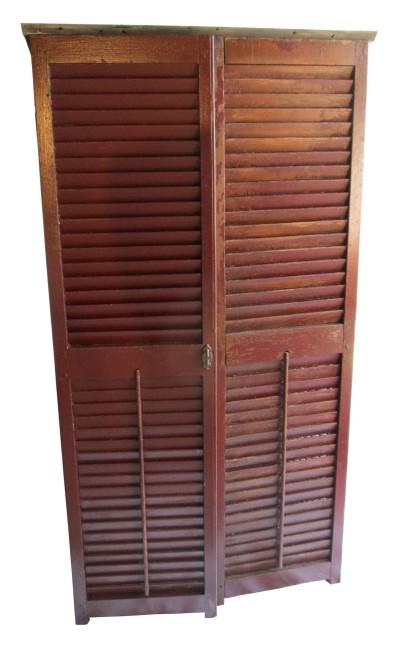 shutter armoire
