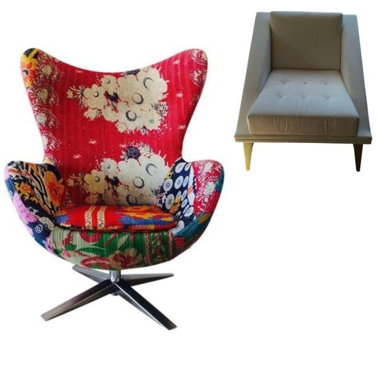 Mid-Century and Bohemian Design