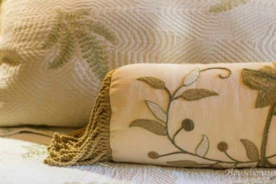 Pillows, Progress & Puddles