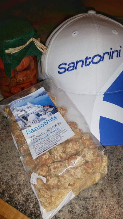 goodies from Greece