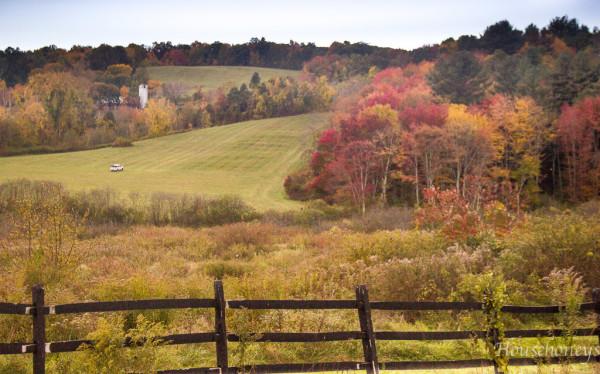 autumn in tolland