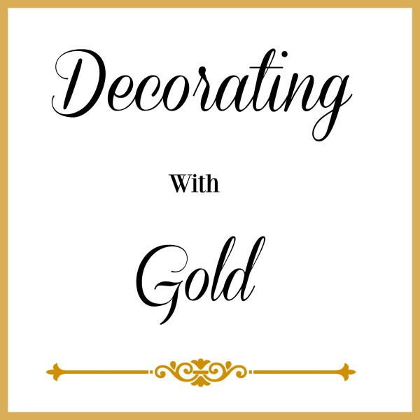 decoratingingold