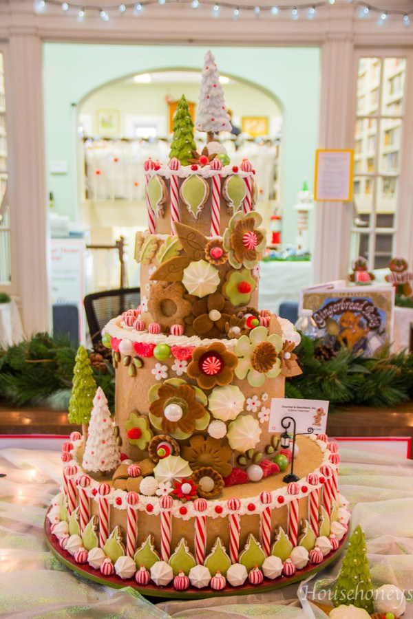 A Whimsical Collection of Gingerbread Houses