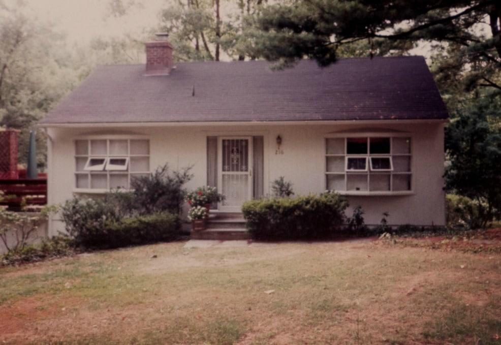 white plains house