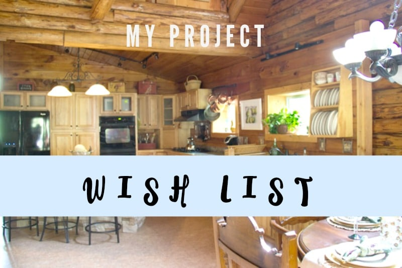 My Project Wish List