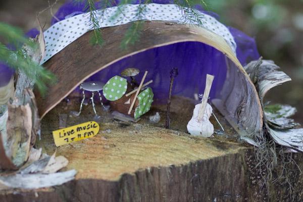 vermont fairy garden