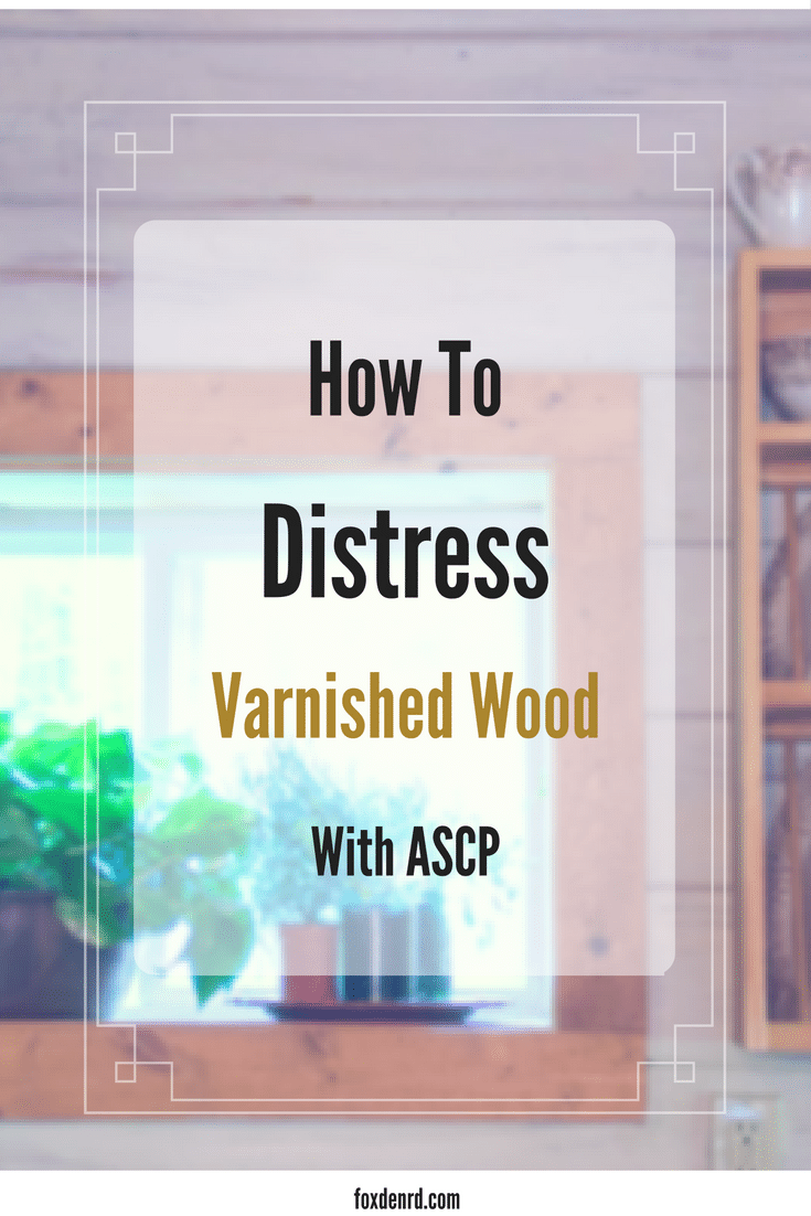 how-to-distress-wood