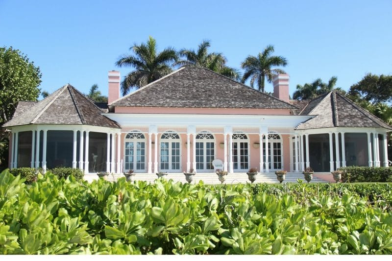 Homes of Port Royal