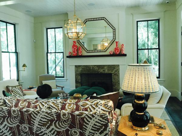 Idea house living room